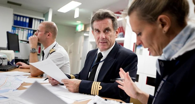 Air France pilots are also threatening to strike for a period of at least six days. Photo courtesy of Air France.