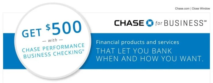 chase business