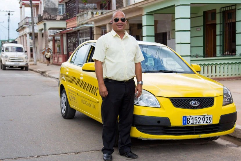 Once we realized taxi driver Ivan wasn't going to cheat us, we used him several times throughout the trip. For pickups or tours,call or email him.