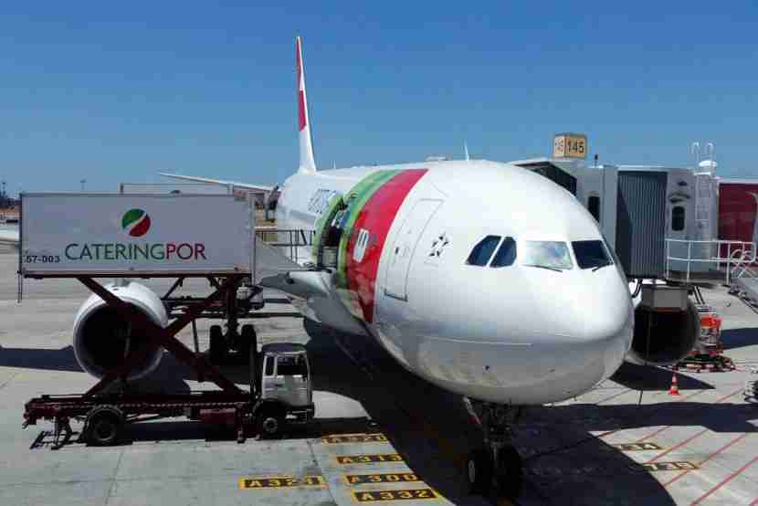 TAP A330 review