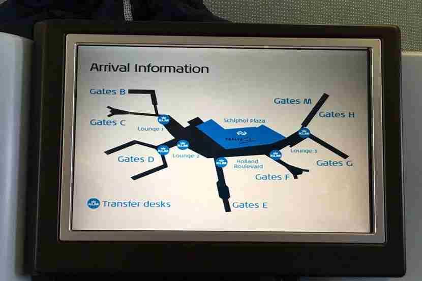 It would be nice if KLM updated this to reflect that there