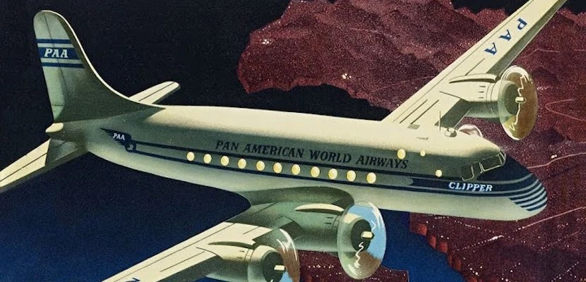 16 Beautiful Pan Am Ads From the Golden Age of Flying