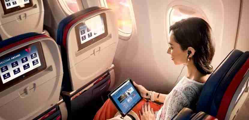Image courtesy of PRNewsFoto/Delta Air Lines.