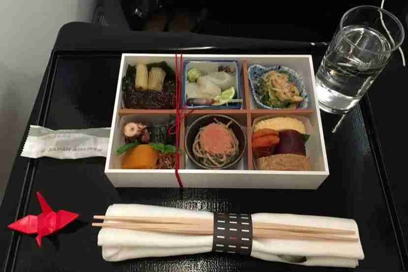 Bento Box is course two.
