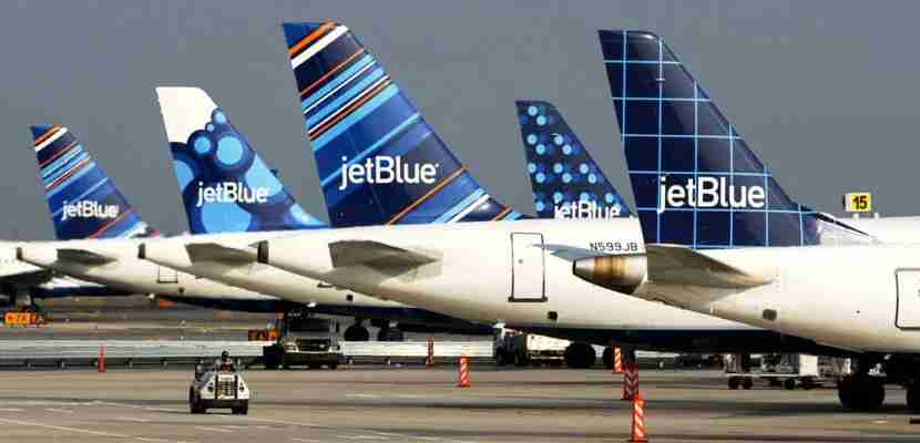 JetBlue offered free flights for victims