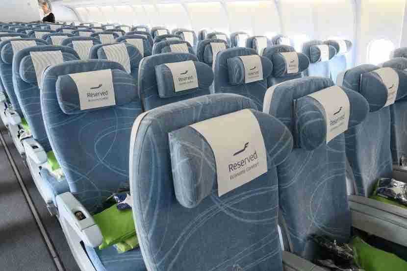 Flying Finnair