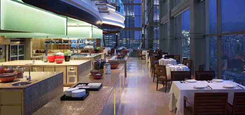 The Grand Hyatt Kuala Lumpur. Image courtesy of the hotel.