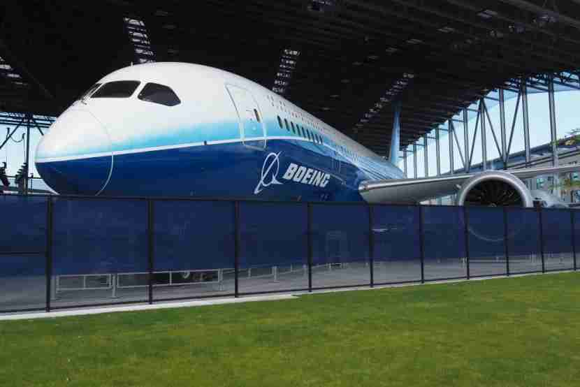 Boeing 100 Years Seattle
