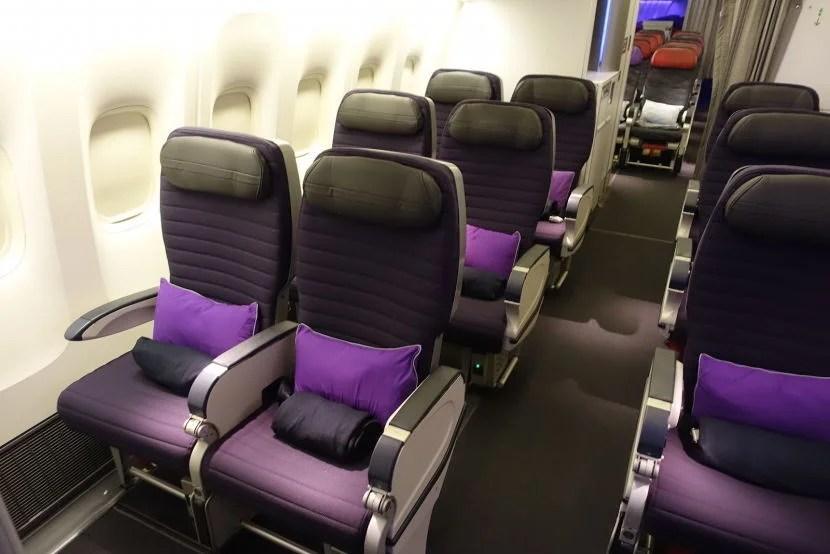 a look at the american economy Premium economy will come pre-installed on all of american's new 787-9 and its airbus a350s set to start arriving in 2018 the carrier also plans to retrofit most if its widebody fleet over the next several years to feature the new seats.