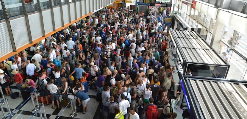 Could a New Aviation Bill Really Mean the End of Brutal Airport Security Lines?