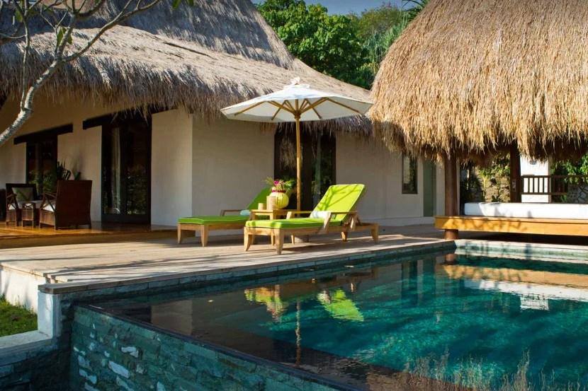 The #1 hotel on the list: Nihiwatu in Sumba, Indonesia.