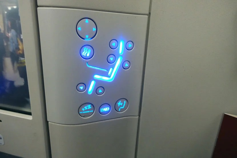 Air-Serbia-Biz-Seat-Controls