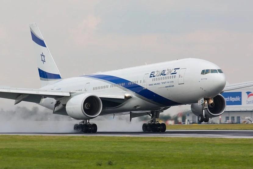 El Al B 777