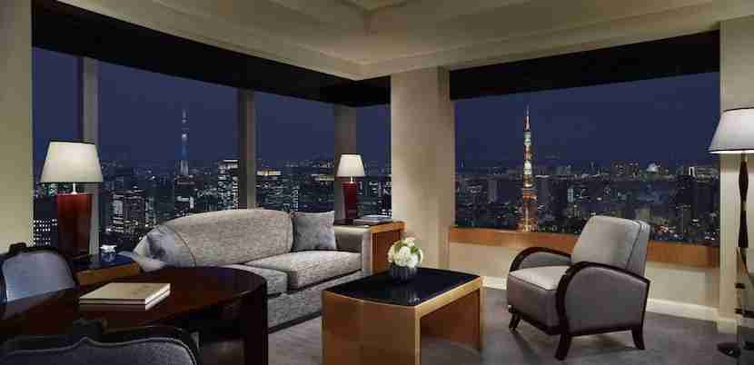 The Ritz-Carlton, Tokyo was the most polished property I ever visited. Photo courtesy of Rtiz-Carlton.