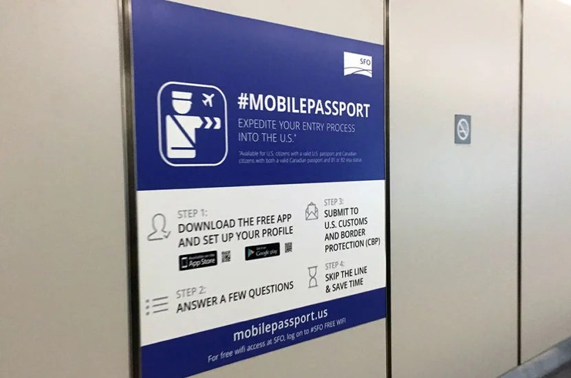 Why Mobile Passport Can Be a Better Option Than Global Entry