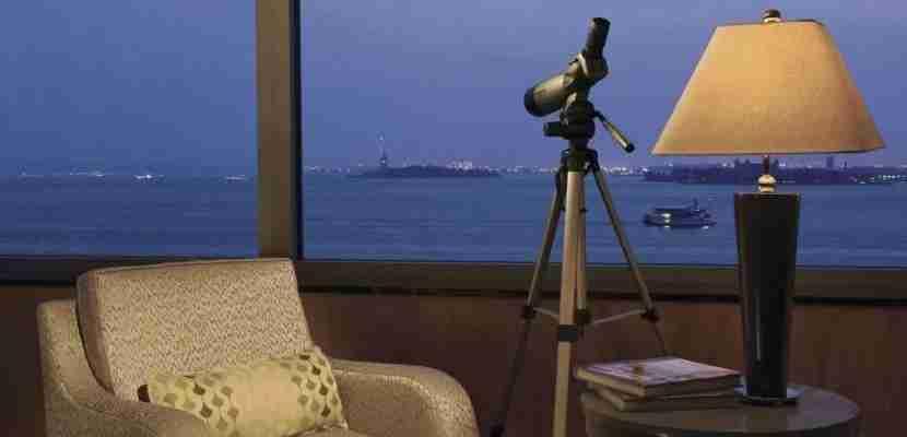 Ritz Carlton New York Battery Park Featured