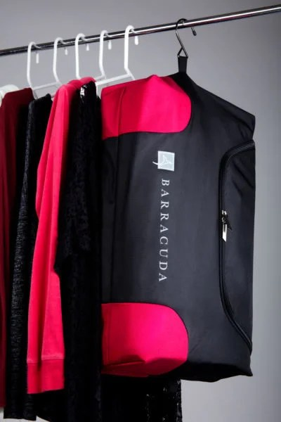 Hang it up! The Barracuda fits easily into a closet. Image courtesy of Barracuda.