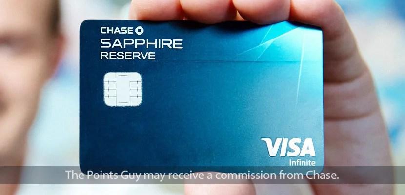 Last Chance For Chase Sapphire Reserve 100k Online Bonus