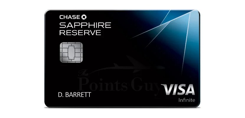 Chase Sapphire Reserve Card News And Details