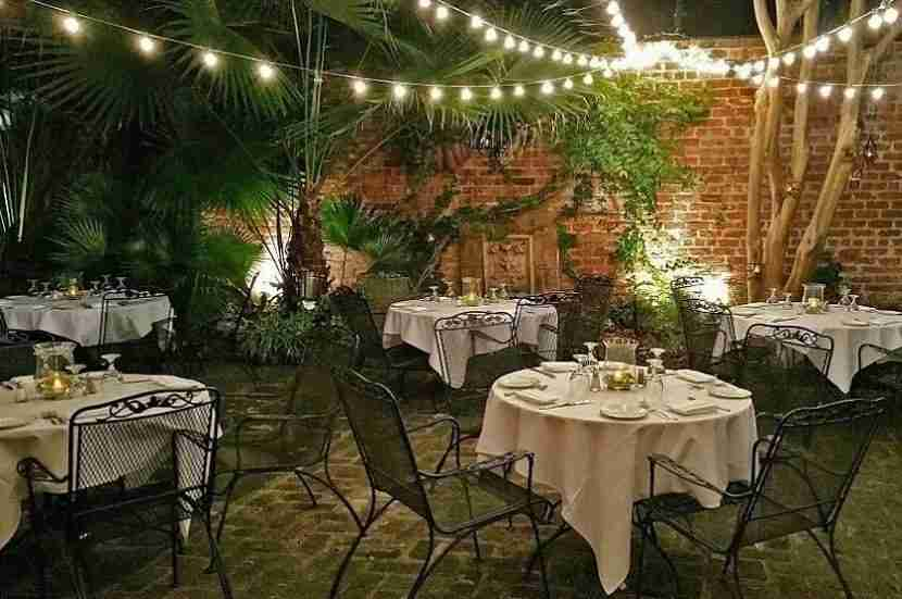 Bayona is the perfect spot for a romantic and delicious dinner in the French Quarter. Image Courtesy of Bayona