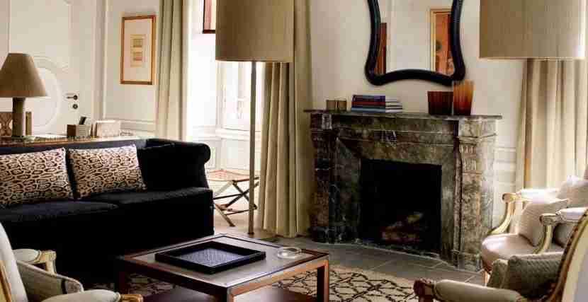 The Bottega suite at the St. Regis Rome.