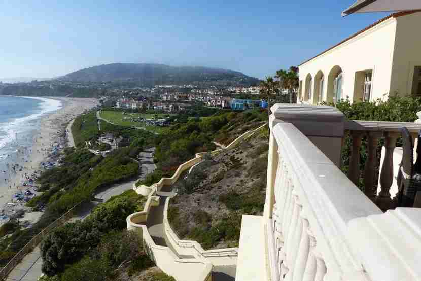 Use the free nights from this card at properties such as the Ritz-Carlton in Laguna Niguel.
