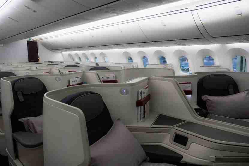 Image courtesy of AeroMexico.