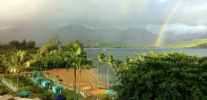 SPG Platinum gives you many on-property benefits at luxurious properties like the St. Regis Princeville.