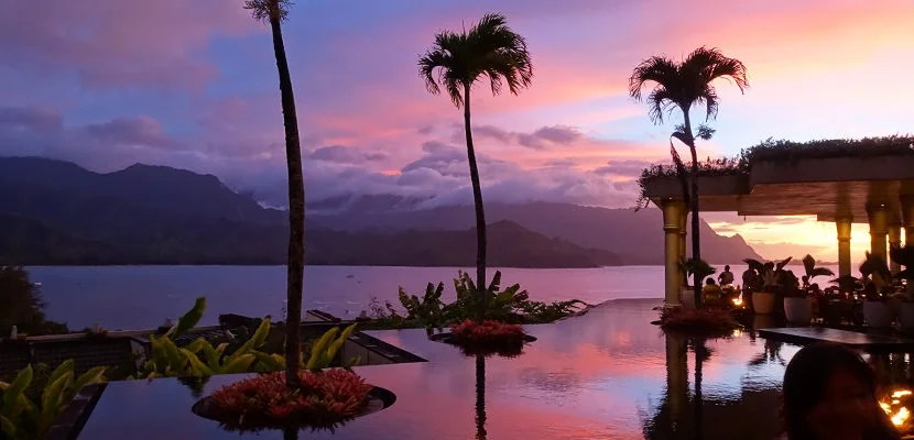 Join us for a Q&A as the sun sets on Starwood Hotels. Pictured: St. Regis Princeville Resort, Kauai, Hawaii