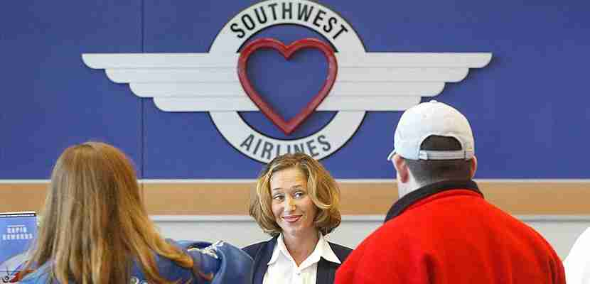 You can also contact Southwest directly about a status challenge. Photo by Tim Boyle/Getty Images.