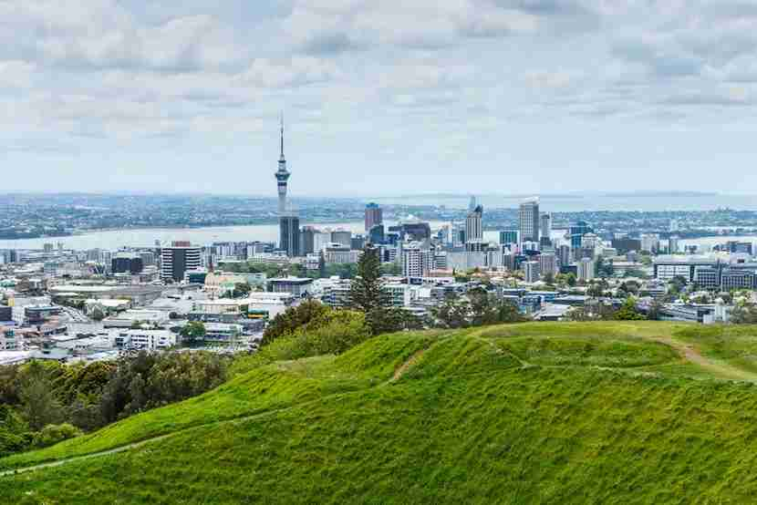 If you want to see New Zealand, I don