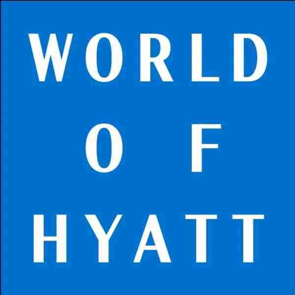 The new World of Hyatt logo.