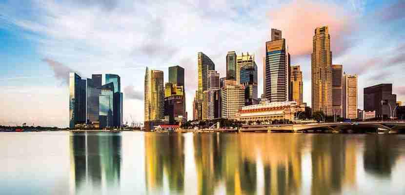 Singapore. Image courtesy of Getty Images.