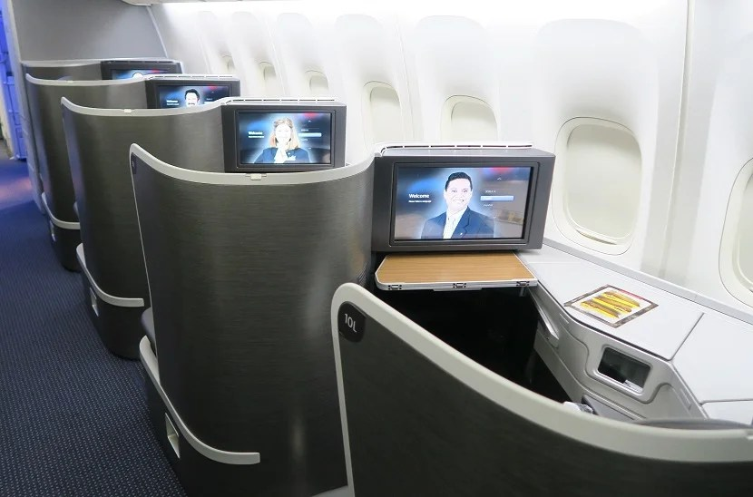If you can snag an award seat on the retrofit 777-200 or 787-9 business class, it'll make it worth buying miles.