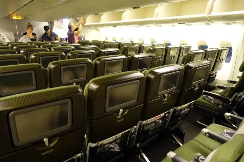 Flight Review Qantas 747 Economy San Francisco To Sydney