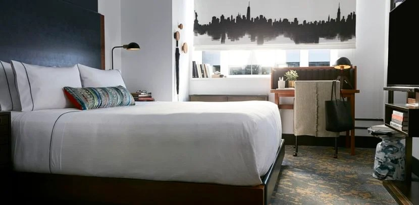 enter to win a stay at any curio by hilton property