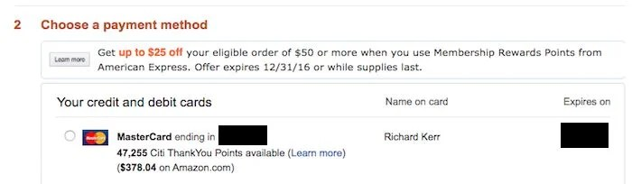 All the Ways to Redeem Points and Miles for Amazon Purchases