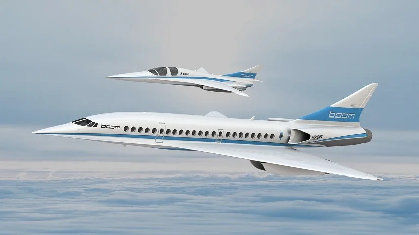 The US Is Making It Easier to Test Supersonic Commercial Jets