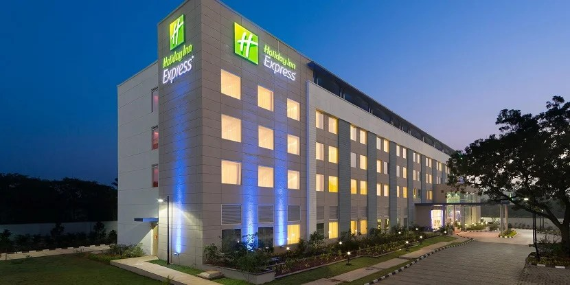 The Holiday Inn Express Chennai is still available for just 5,000 IHG points per night through the PointBreaks list. Image courtesy of the hotel.