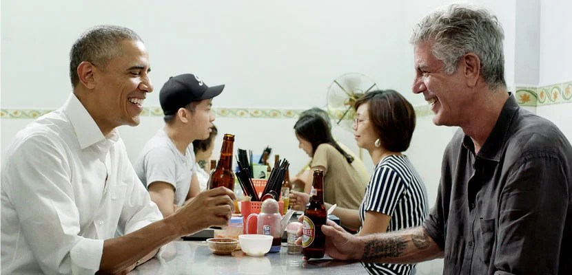 Anthony Bourdain on His Favorite Places & Food He Won't Eat