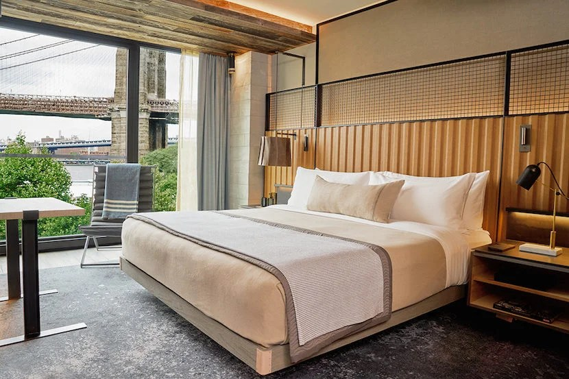 1 hotels is extending its reach in new york with a new brooklyn property image