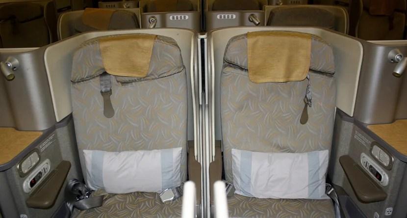 Flight Review: Asiana (777-200ER) Business, SFO to Seoul