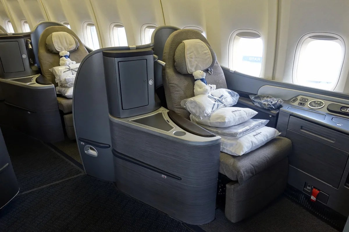 Review: United (747) Polaris First From Chicago to Tokyo