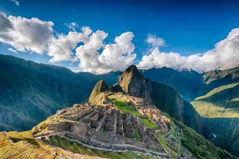 A view of Machu Picchu is spellbinding, but comes at a cost to the environment. Image by Stockphoto24/Getty.