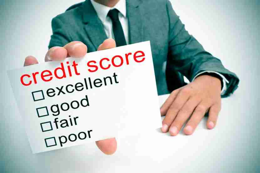 How does your credit rank?