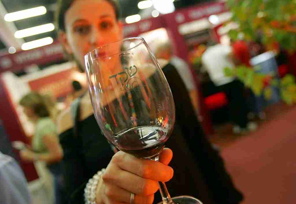 Israeli wine has come a long way. Image courtesy ofDavid Silverman via Getty Images.