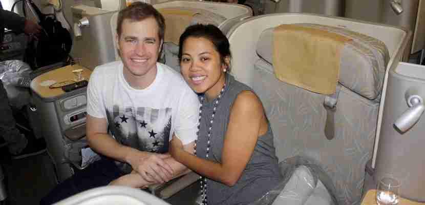 Asiana Business Smartium - 777 - Couple Seat