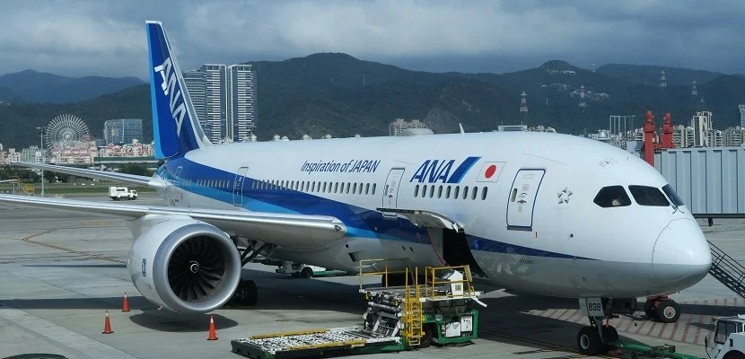 Flight Review Ana 787 8 Economy From Taipei To Tokyo