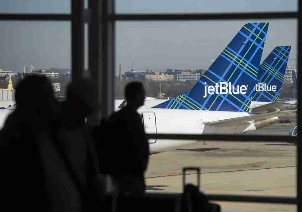 Jetblue added three new routes this month, adding short and long haul. Image courtesy of Getty Images.