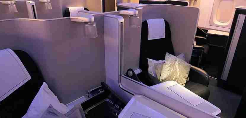British Airways A380 First class London to Washington DC